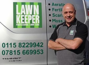 Peter Triffitt - Lawnkeeper Nottingham