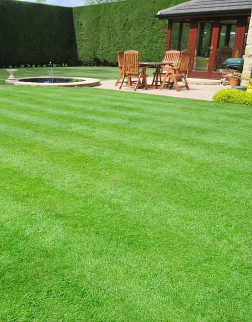 lawn treatments from lawnkeeper