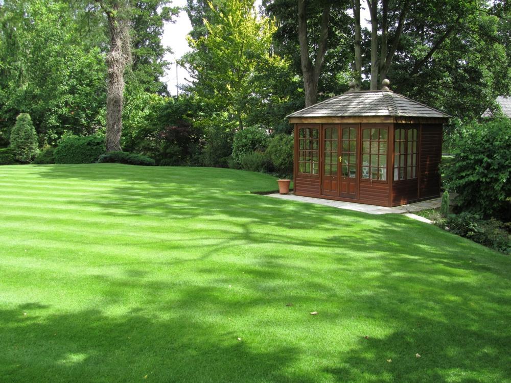 Lincoln lawn 1