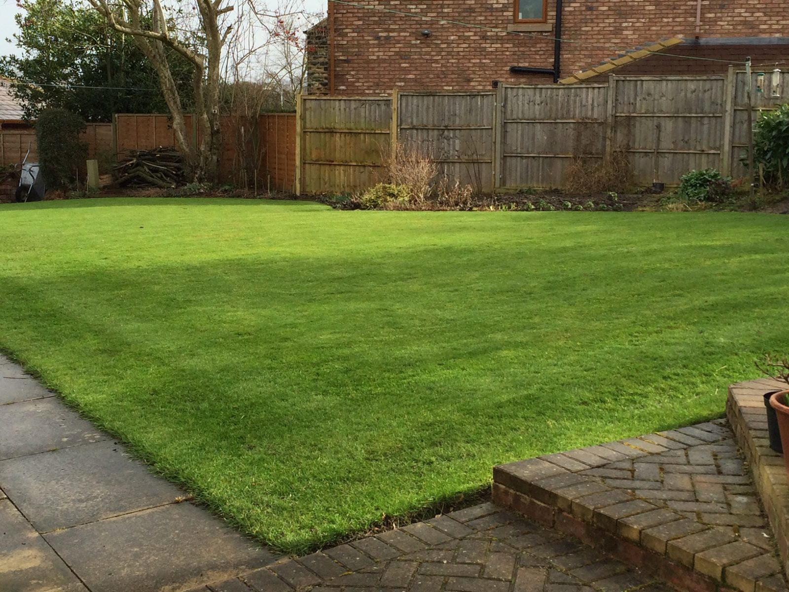 Keighley lawn
