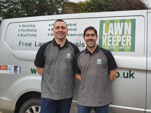 Lawn treatments in Wakefield